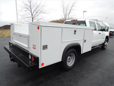 2015 Silverado 3500 Crew Cab DRW 4x2,  Service Body #110354 - photo 2