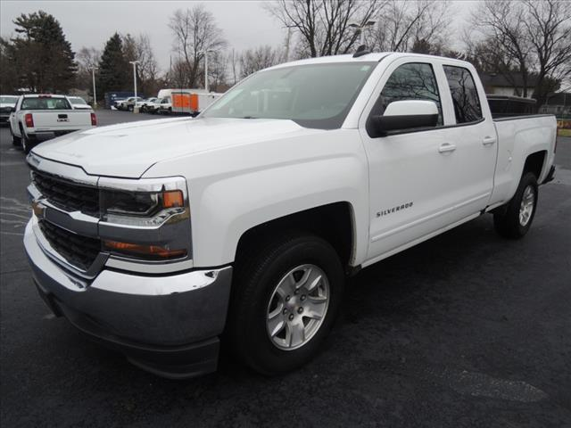 2018 Silverado 1500 Double Cab 4x2, Pickup #110378 - photo 4