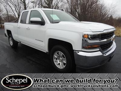 2018 Silverado 1500 Double Cab 4x2, Pickup #110378 - photo 1