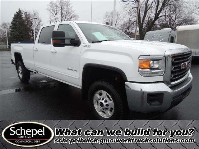 2017 Sierra 2500 Crew Cab 4x4 Pickup 110408 Photo