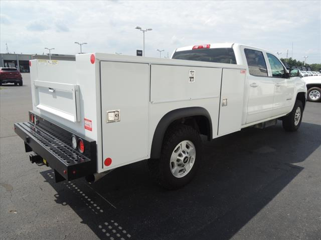 2015 Chevrolet Silverado 2500 Crew Cab 4x4, Monroe Service Body #110669 - photo 1
