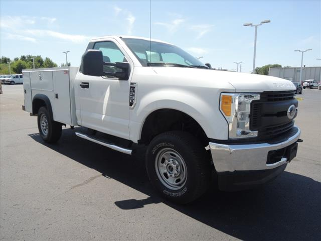 2017 F-250 Regular Cab 4x4, Monroe Service Body #110722 - photo 1