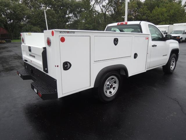 2018 Sierra 1500 Regular Cab 4x2, Duramag Service Body #110804 - photo 1
