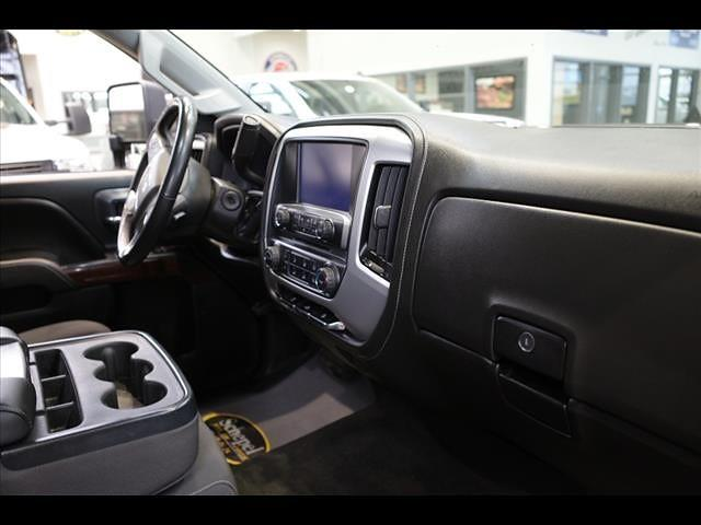 2017 GMC Sierra 2500 Crew Cab 4x4, Monroe Service Body #MT283A - photo 17