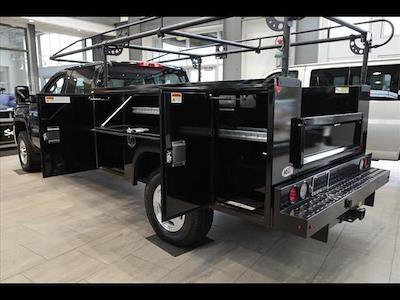 2017 GMC Sierra 2500 Crew Cab 4x4, Monroe Service Body #MT283A - photo 13