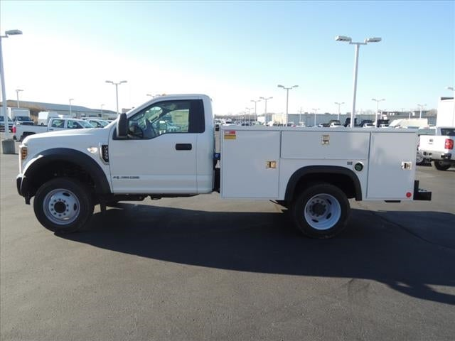 2019 Ford F-550 Regular Cab DRW 4x2, Monroe MSS II Service Body #111417 - photo 5