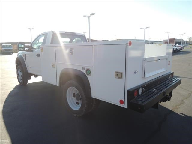 2019 Ford F-550 Regular Cab DRW 4x2, Monroe MSS II Service Body #111417 - photo 6