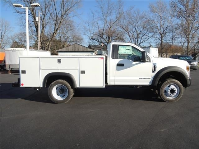 2019 Ford F-550 Regular Cab DRW 4x2, Monroe MSS II Service Body #111417 - photo 9