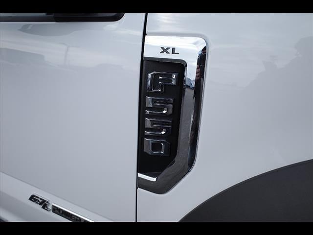 2019 Ford F-550 Regular Cab DRW 4x2, Monroe Work-A-Hauler II Platform Body #111419 - photo 10