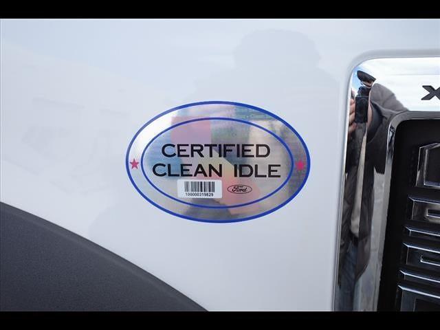 2019 Ford F-550 Regular Cab DRW 4x2, Monroe Work-A-Hauler II Platform Body #111419 - photo 13