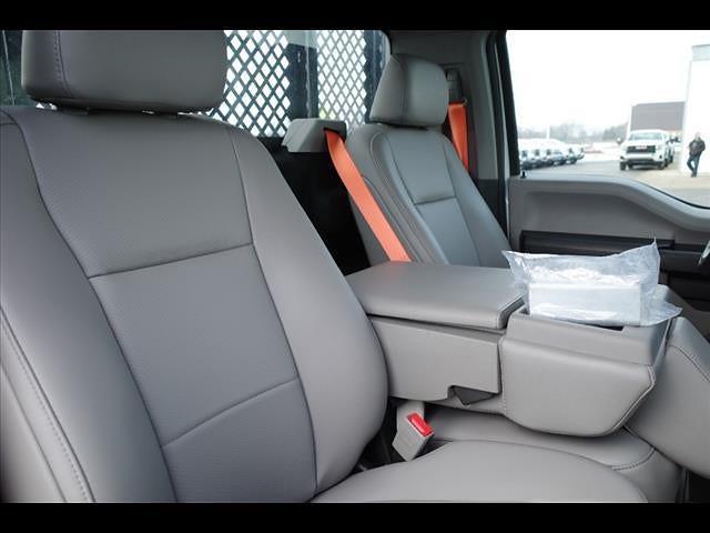 2019 Ford F-550 Regular Cab DRW 4x2, Monroe Work-A-Hauler II Platform Body #111419 - photo 14