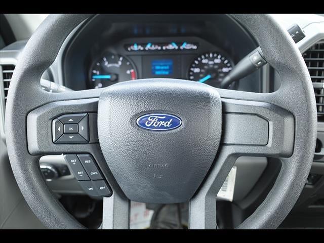 2019 Ford F-550 Regular Cab DRW 4x2, Monroe Work-A-Hauler II Platform Body #111419 - photo 16