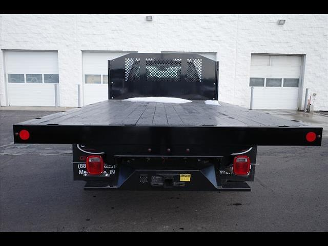 2019 Ford F-550 Regular Cab DRW 4x2, Monroe Work-A-Hauler II Platform Body #111419 - photo 7