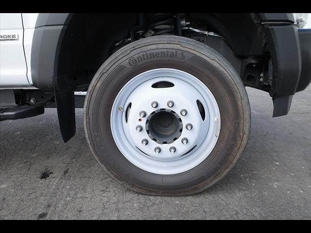 2019 Ford F-550 Regular Cab DRW 4x2, Monroe Work-A-Hauler II Platform Body #111419 - photo 9