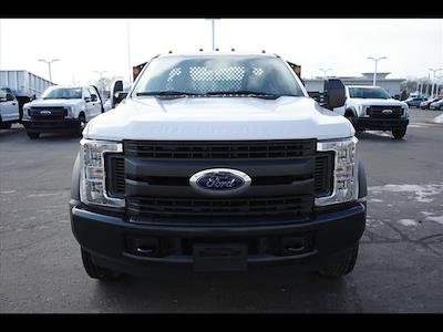 2019 Ford F-550 Regular Cab DRW 4x2, Monroe Work-A-Hauler II Platform Body #111419 - photo 3