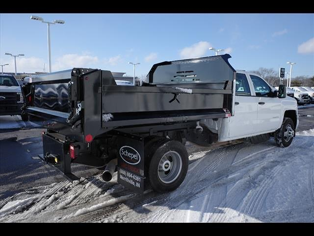 2019 Chevrolet Silverado 3500 Crew Cab 4x4, Monroe Dump Body #111437 - photo 1