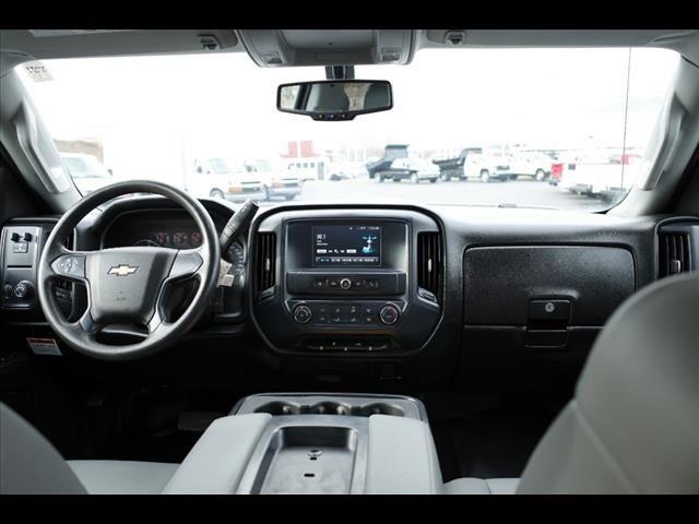 2017 Chevrolet Silverado 2500 Crew Cab 4x4, Monroe MSS II Service Body #111475 - photo 13