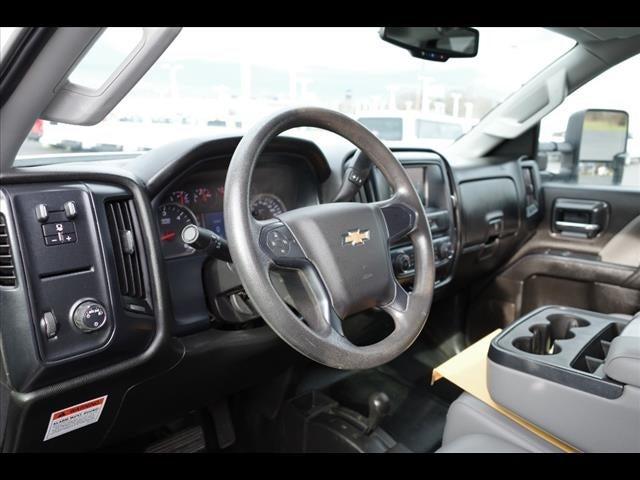 2017 Chevrolet Silverado 2500 Crew Cab 4x4, Monroe MSS II Service Body #111475 - photo 17