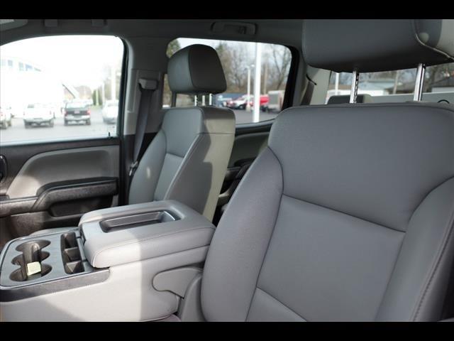 2017 Chevrolet Silverado 2500 Crew Cab 4x4, Monroe MSS II Service Body #111475 - photo 18