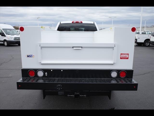 2017 Chevrolet Silverado 2500 Crew Cab 4x4, Monroe MSS II Service Body #111475 - photo 7