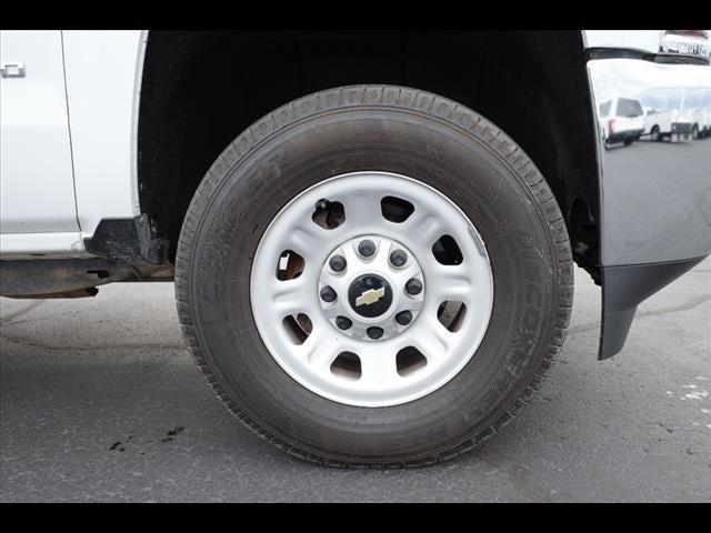 2017 Chevrolet Silverado 2500 Crew Cab 4x4, Monroe MSS II Service Body #111475 - photo 9
