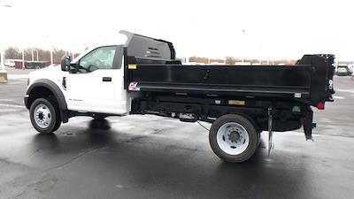 2019 Ford F-550 Regular Cab DRW 4x2, Dump Body #111522 - photo 7