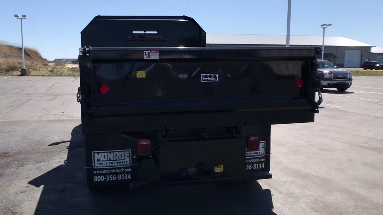 2019 Chevrolet Silverado 5500 Crew Cab DRW 4x4, Monroe MTE-Zee Dump Body #111578 - photo 8