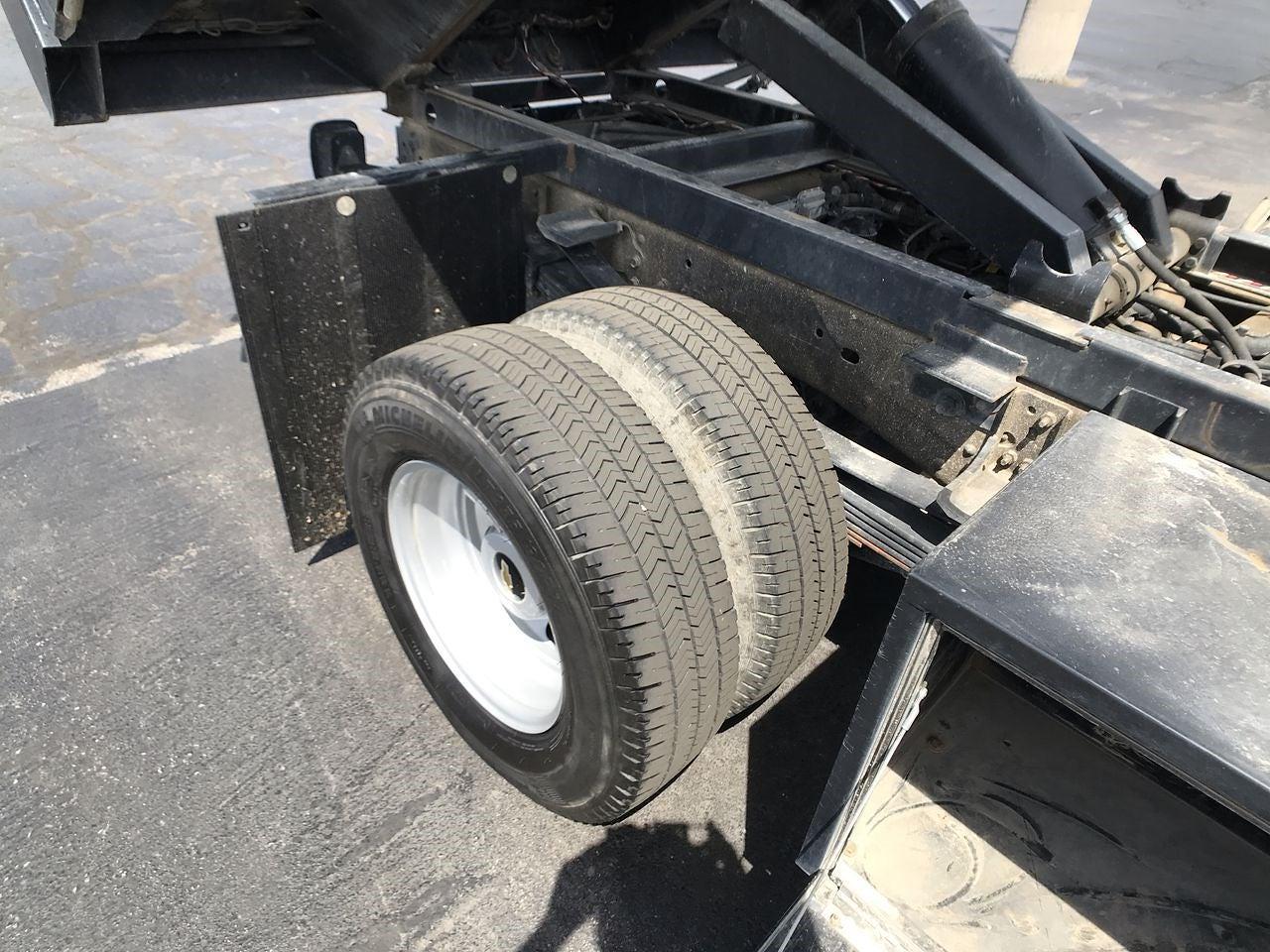 2019 Silverado 3500 Crew Cab DRW 4x4,  Dump Body #111588A - photo 10