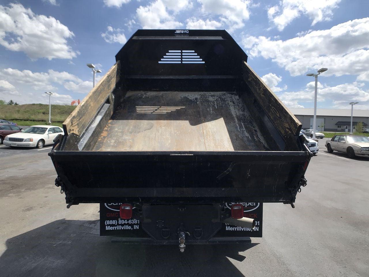 2019 Silverado 3500 Crew Cab DRW 4x4,  Dump Body #111588A - photo 14
