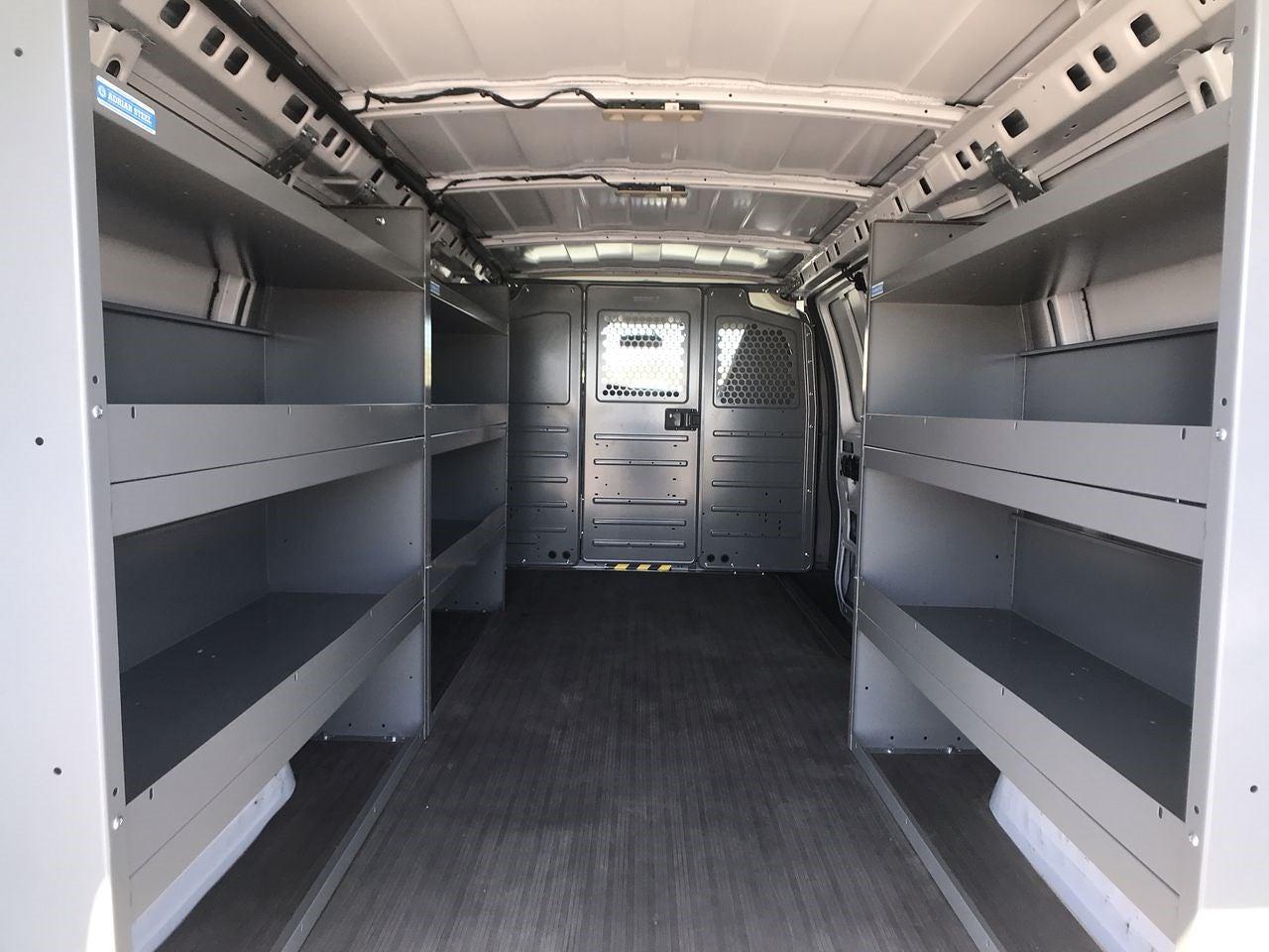 2020 Chevrolet Express 2500 4x2, Upfitted Cargo Van #111613 - photo 1
