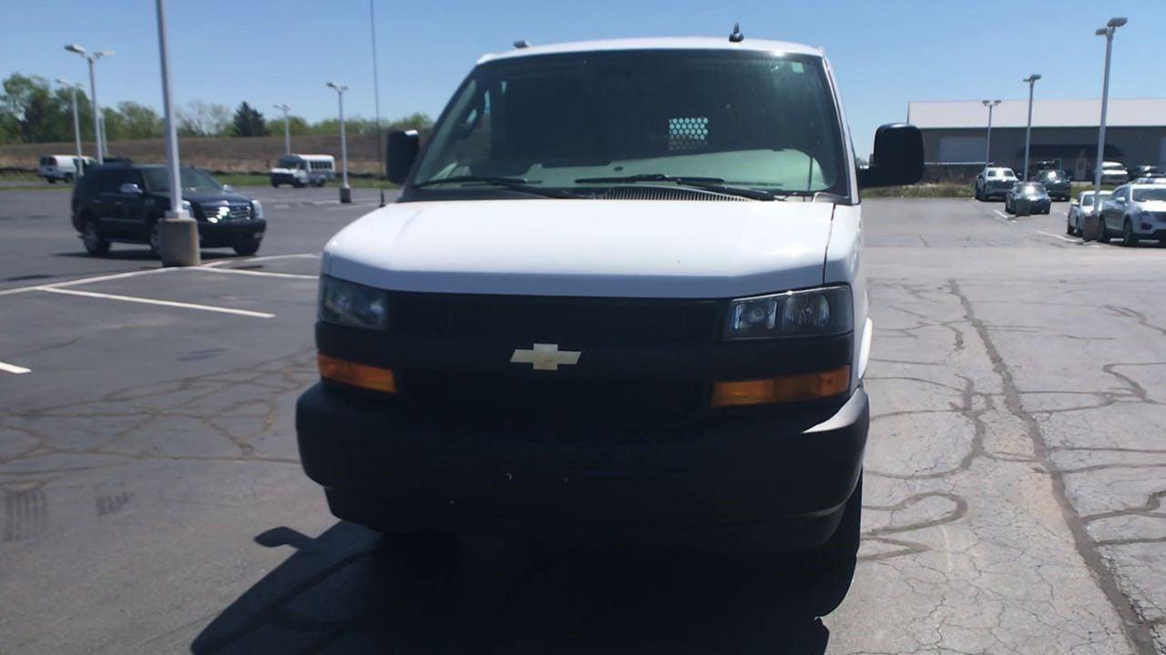 2020 Chevrolet Express 2500 4x2, Upfitted Cargo Van #111613 - photo 6