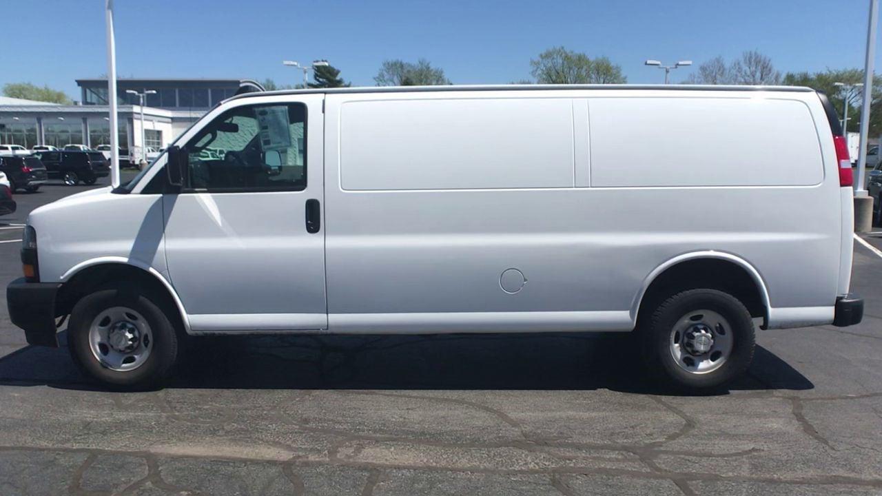 2020 Chevrolet Express 2500 4x2, Upfitted Cargo Van #111613 - photo 8