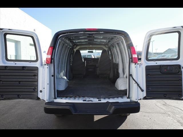 2019 Chevrolet Express 2500 4x2, Empty Cargo Van #111626 - photo 1