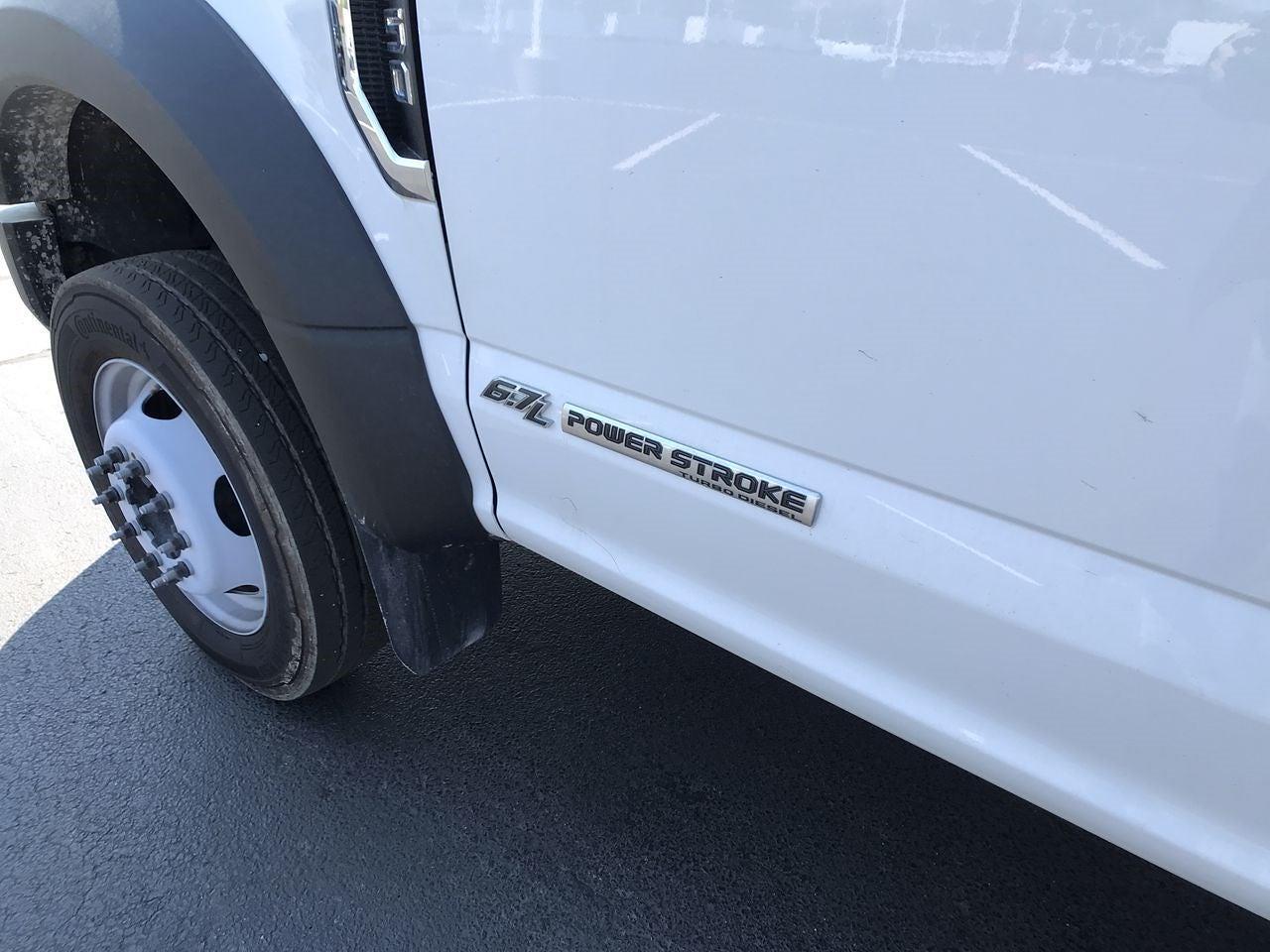 2019 Ford F-550 Regular Cab DRW 4x2, Freedom ProContractor Body #111630 - photo 13