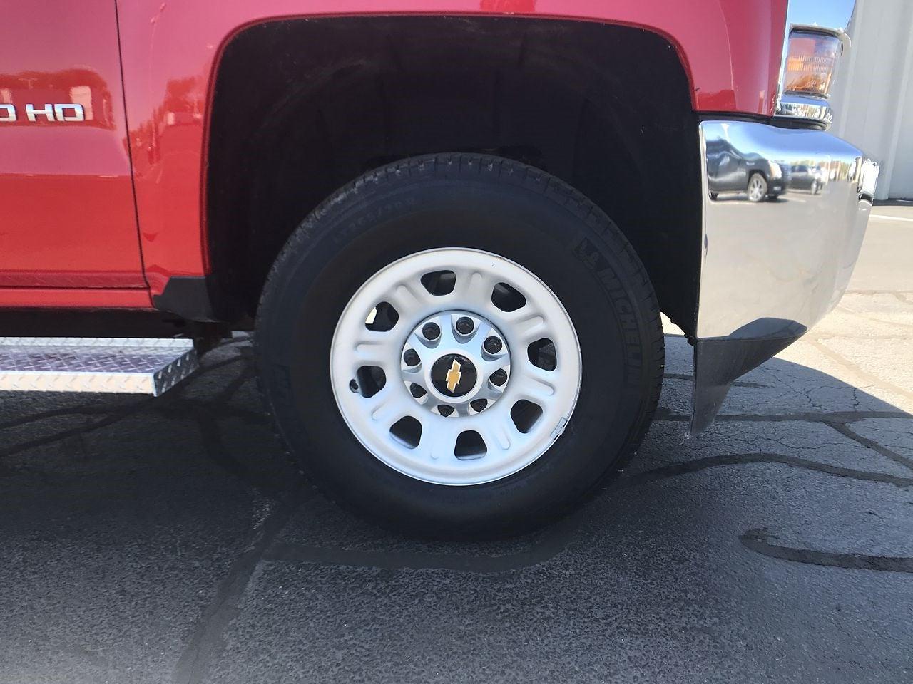 2019 Chevrolet Silverado 2500 Double Cab 4x2, Service Body #111642 - photo 10