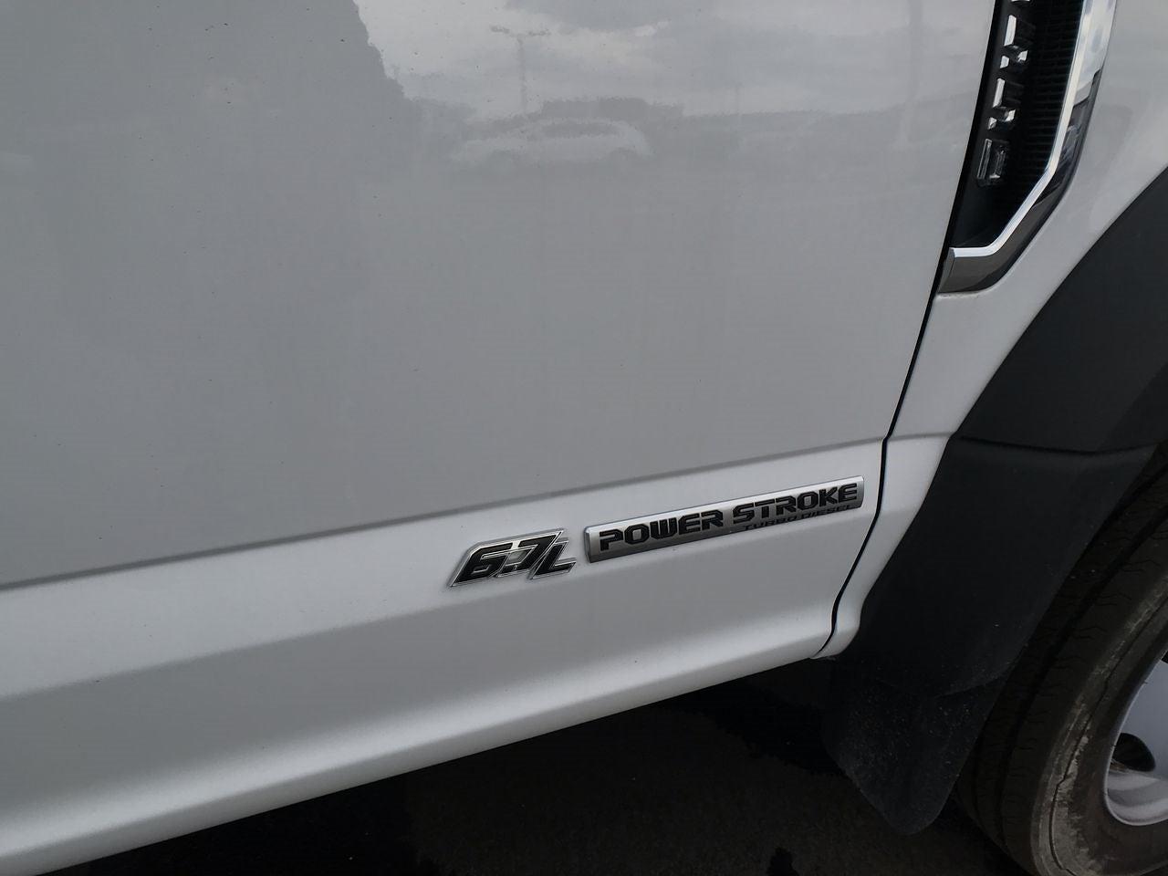 2019 Ford F-550 Regular Cab DRW 4x2, Platform Body #111643 - photo 13