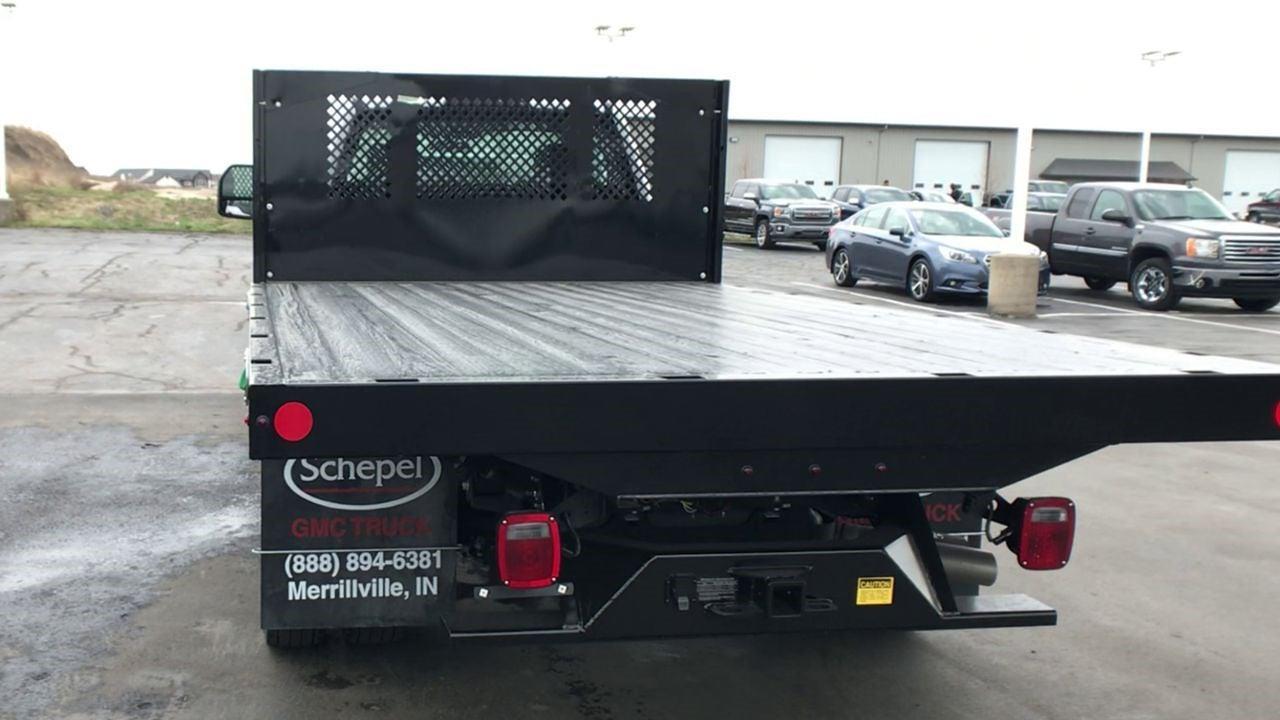 2019 Ford F-550 Regular Cab DRW 4x2, Platform Body #111643 - photo 8