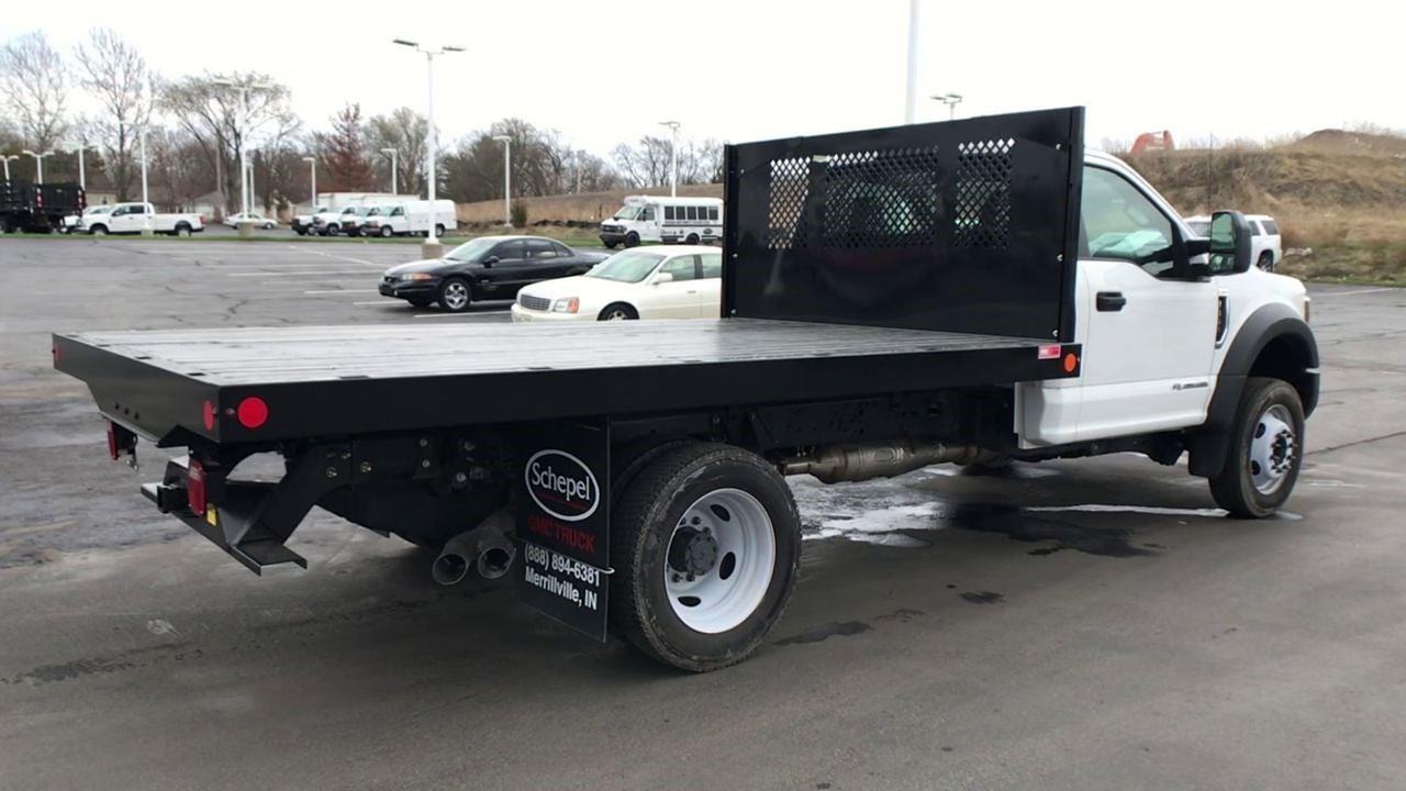 2019 Ford F-550 Regular Cab DRW 4x2, Platform Body #111643 - photo 2