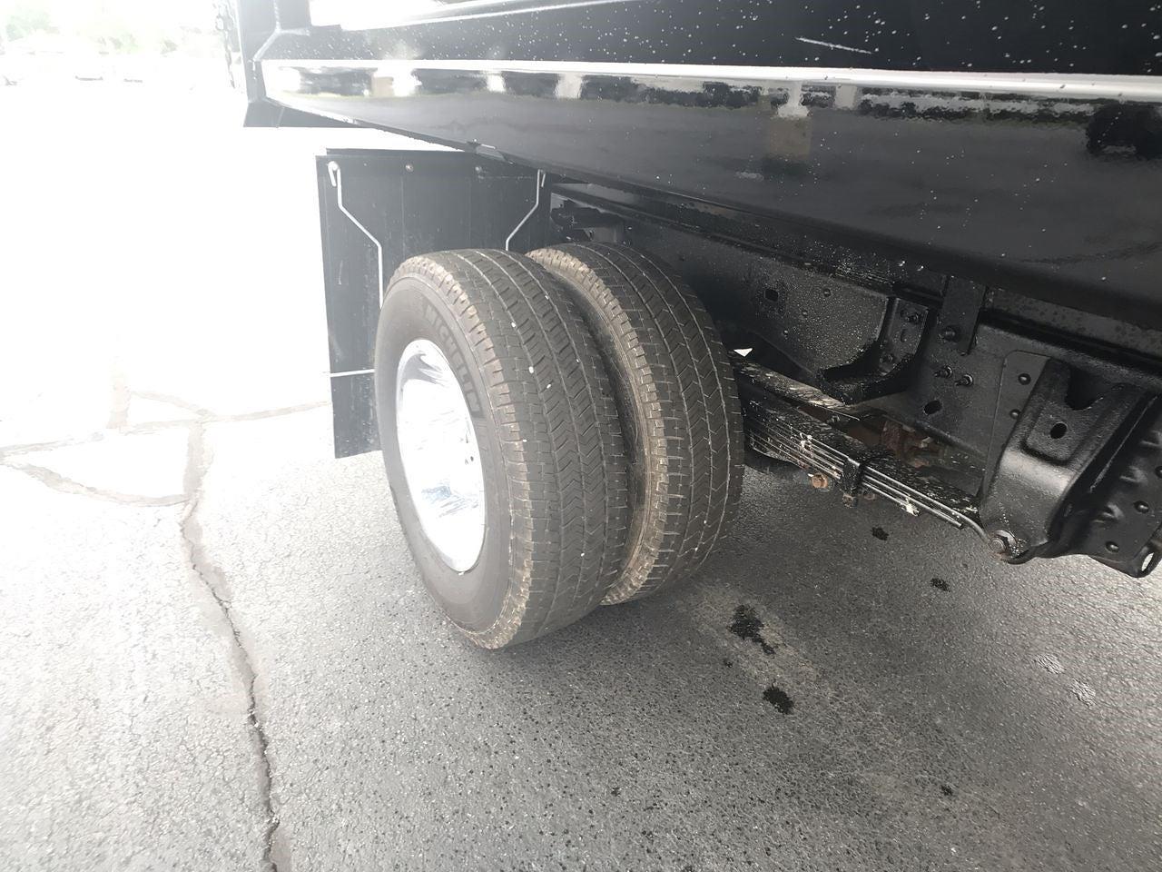 2019 Silverado 3500 Regular Cab DRW 4x4,  Dump Body #111653 - photo 10