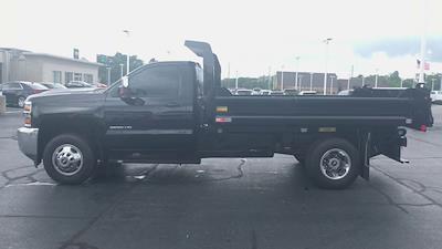 2019 Silverado 3500 Regular Cab DRW 4x4,  Dump Body #111653 - photo 6