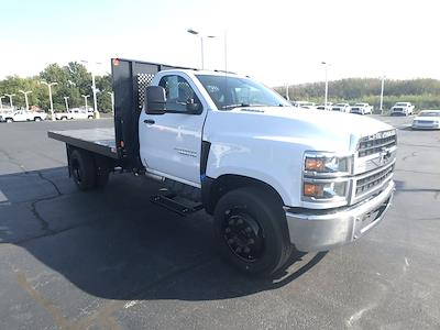 2020 Chevrolet Silverado 4500 Regular Cab DRW 4x2, Monroe Work-A-Hauler II Platform Body #111666 - photo 1
