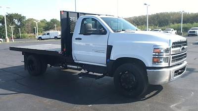 2020 Chevrolet Silverado 4500 Regular Cab DRW 4x2, Monroe Work-A-Hauler II Platform Body #111666 - photo 3