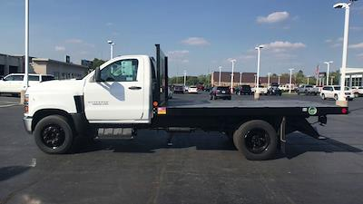 2020 Chevrolet Silverado 4500 Regular Cab DRW 4x2, Monroe Work-A-Hauler II Platform Body #111666 - photo 6