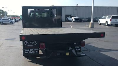 2020 Chevrolet Silverado 4500 Regular Cab DRW 4x2, Monroe Work-A-Hauler II Platform Body #111666 - photo 8