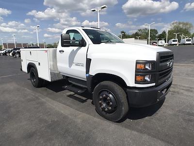 2019 Silverado 4500 Regular Cab DRW 4x2,  Monroe Truck Equipment MSS II Service Body #111667 - photo 1