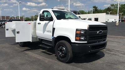 2019 Silverado 4500 Regular Cab DRW 4x2,  Monroe Truck Equipment MSS II Service Body #111667 - photo 3