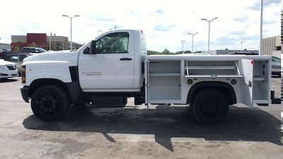 2019 Silverado 4500 Regular Cab DRW 4x2,  Monroe Truck Equipment MSS II Service Body #111667 - photo 6