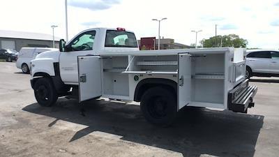 2019 Silverado 4500 Regular Cab DRW 4x2,  Monroe Truck Equipment MSS II Service Body #111667 - photo 7