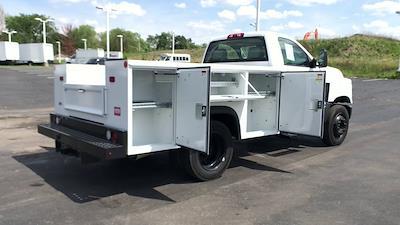 2019 Silverado 4500 Regular Cab DRW 4x2,  Monroe Truck Equipment MSS II Service Body #111667 - photo 2