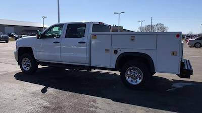 2019 Chevrolet Silverado 2500 Crew Cab 4x4, Service Body #111668 - photo 7